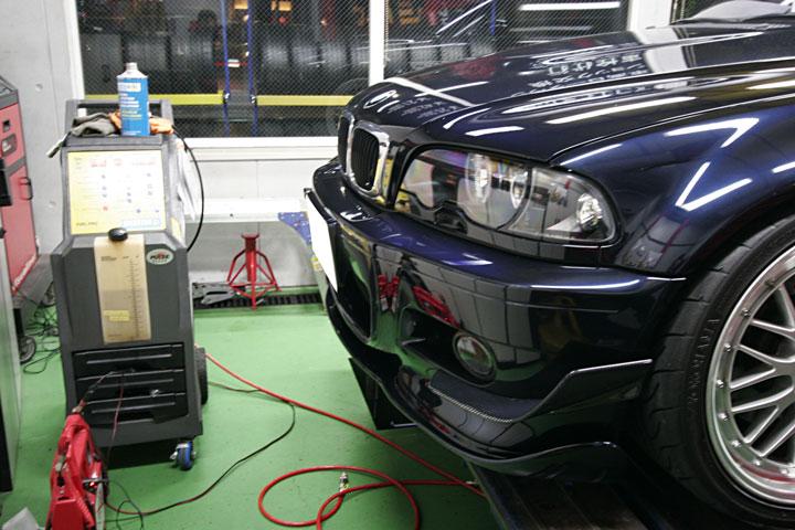 カーボンクリーン VW GOLF4