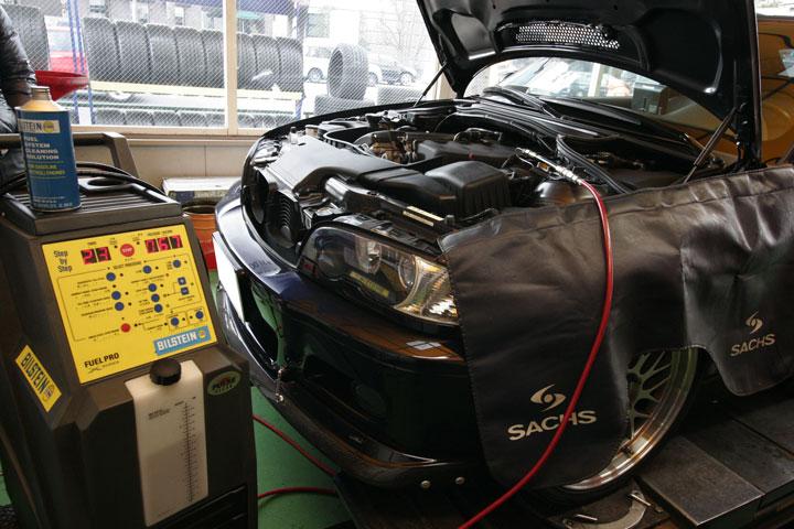 カーボンクリーン BMW E46/M3