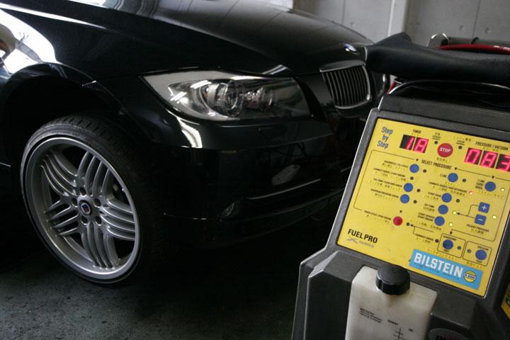 カーボンクリーン BMW E91 335