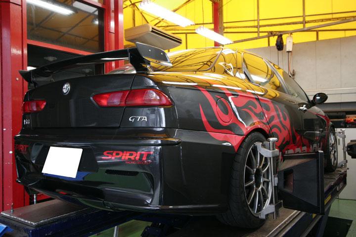 BMW E9×/M3 Arkym フロントリップスポイラー