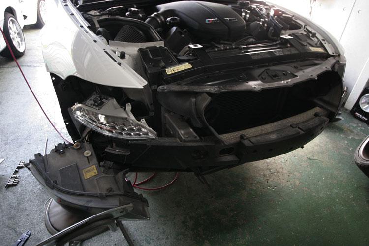 BMW M6 LCI仕様