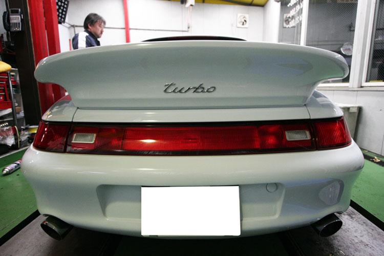 続・ポルシェ 993 TURBO S
