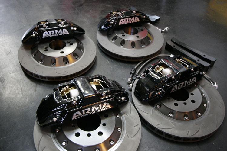 ARMA ブレーキキット BMW E90/M3