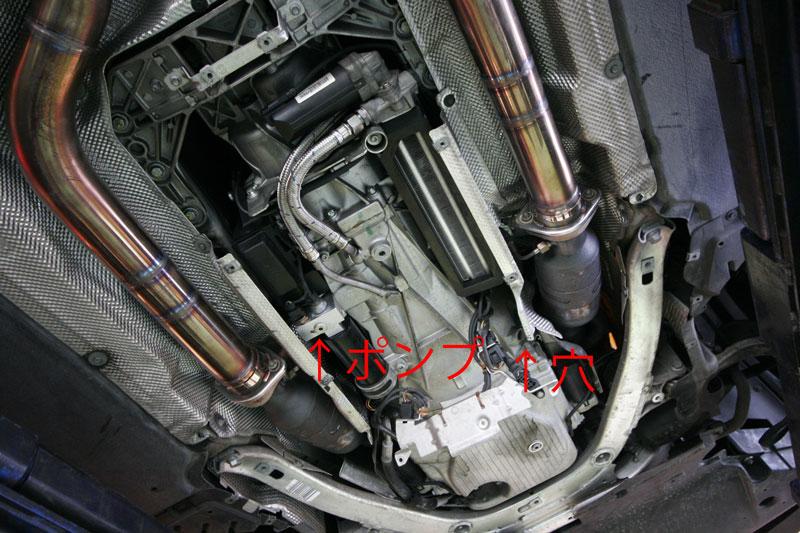 BMW E63/M6 SMG修理