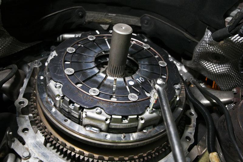 続・続・BMW E63/M6 SMG修理(汗)