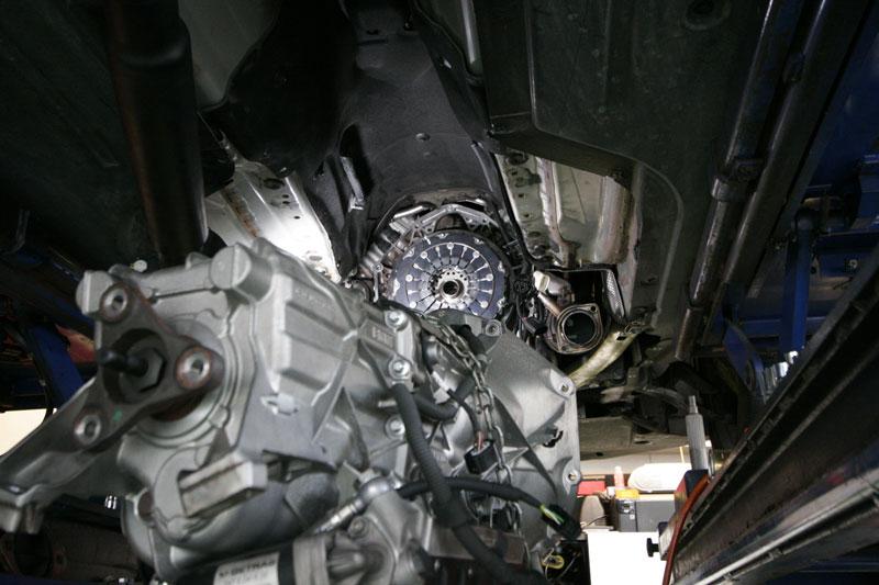 BMW E63/M6 SMG修理 リベンジ