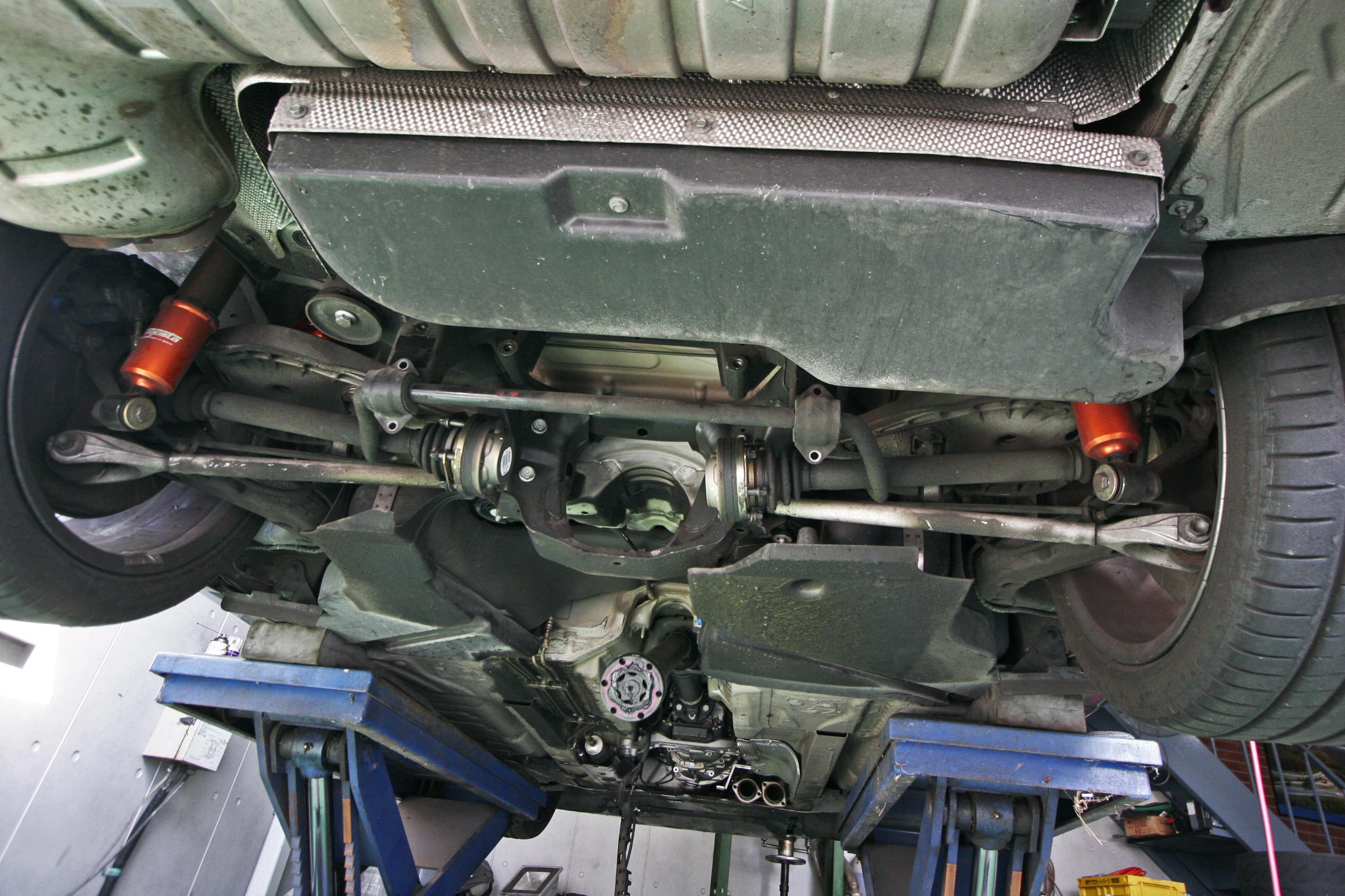 BMW E46/M3 CSL OS TCD LSD