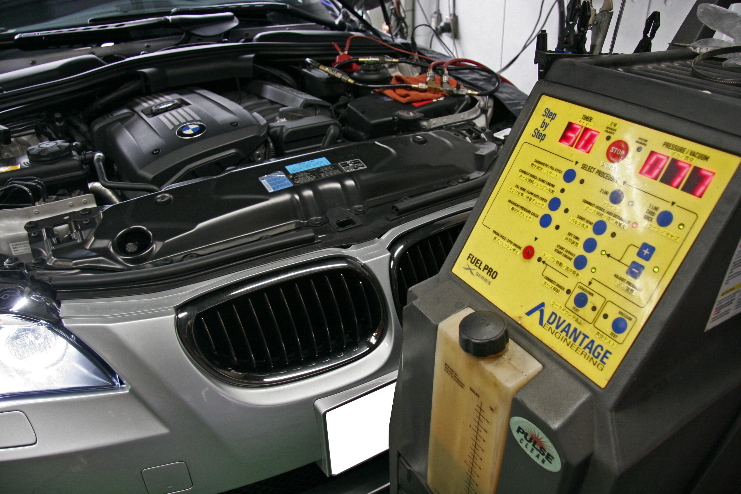 ADVANTAGE カーボンクリーン BMW E60