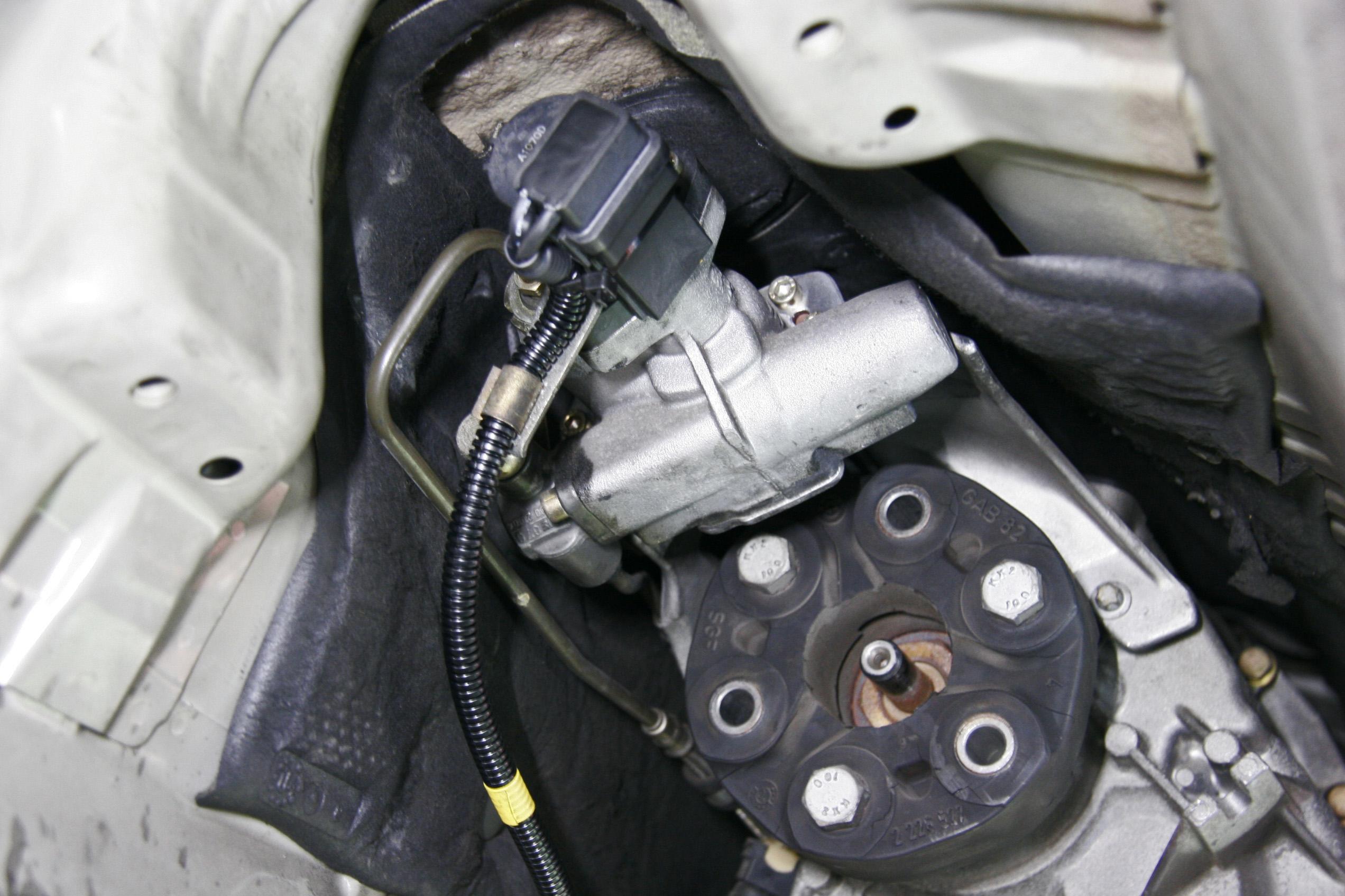 997 GT3 3.8RS アライメント