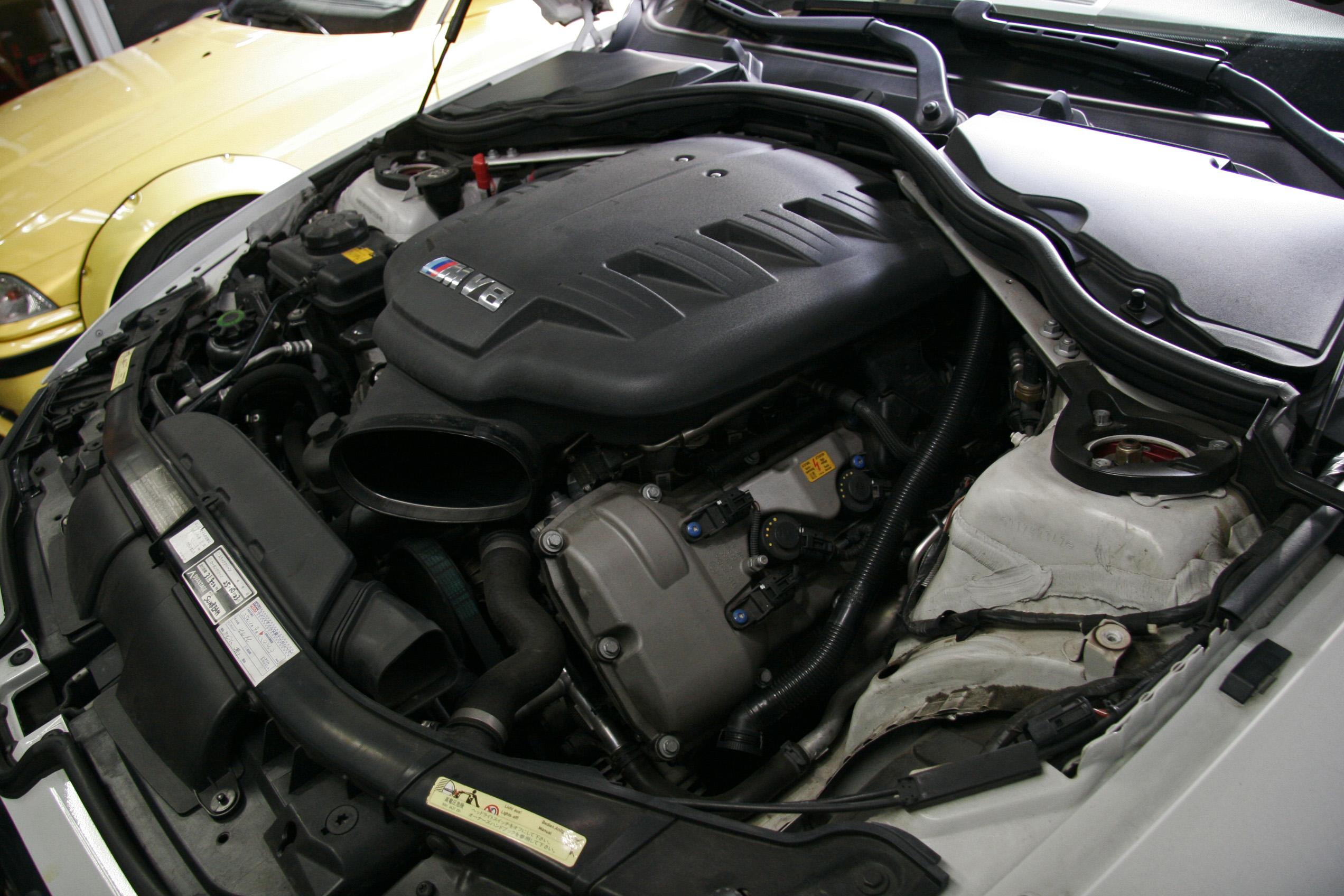 BMW E92/M3 法定点検