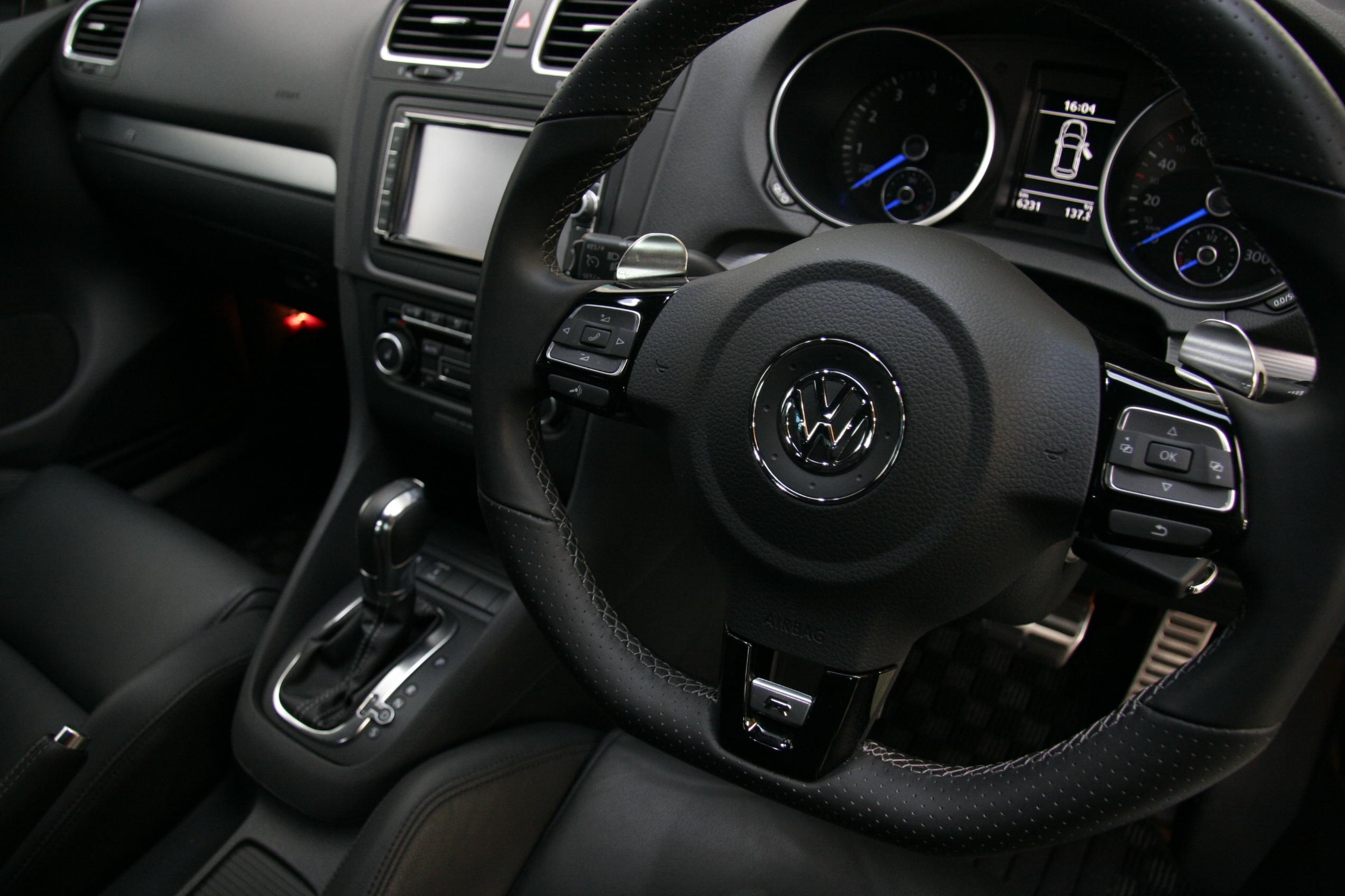 VW Golf6 R DSGセッティング