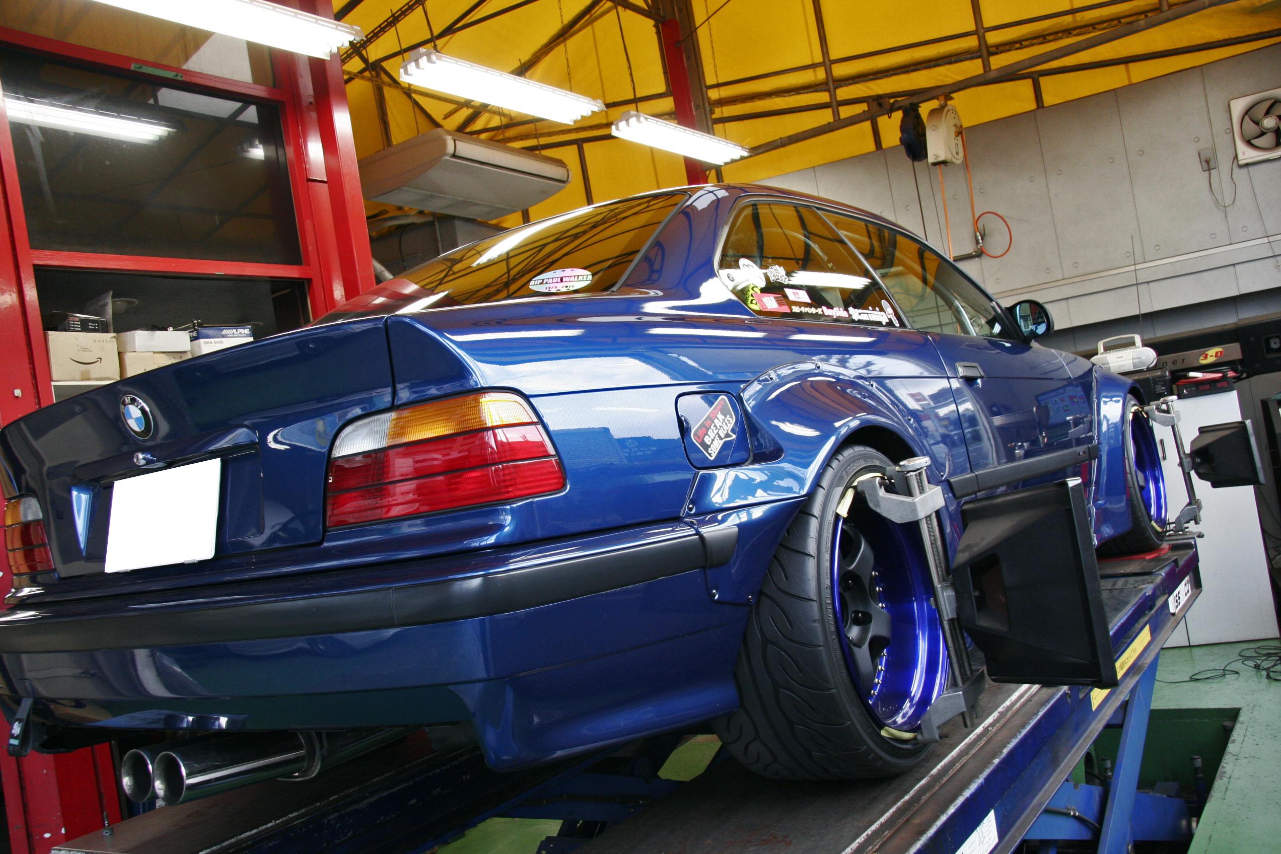 E36/M3 Widebody !!