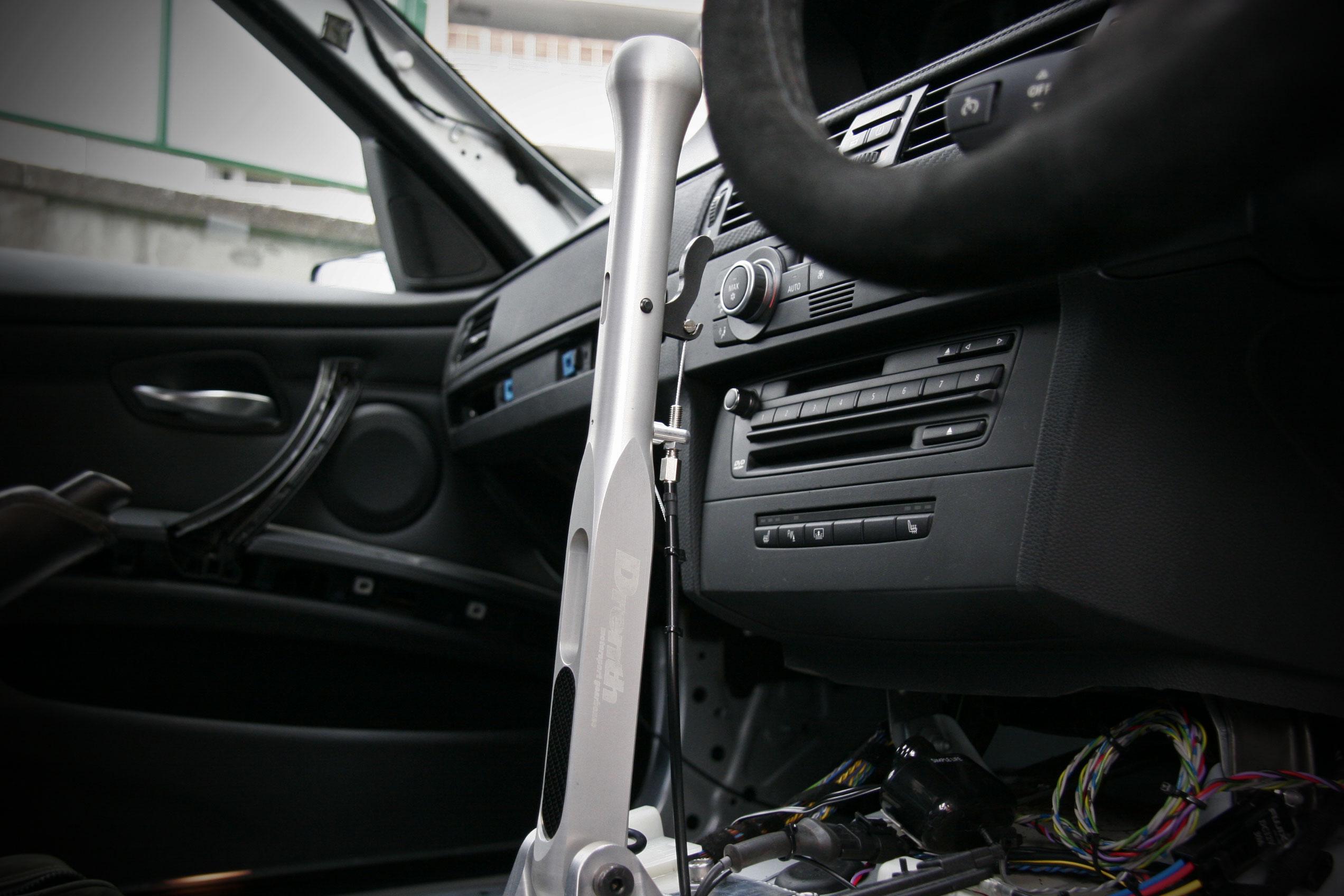 BMW E90/M3 ハブベアリング交換