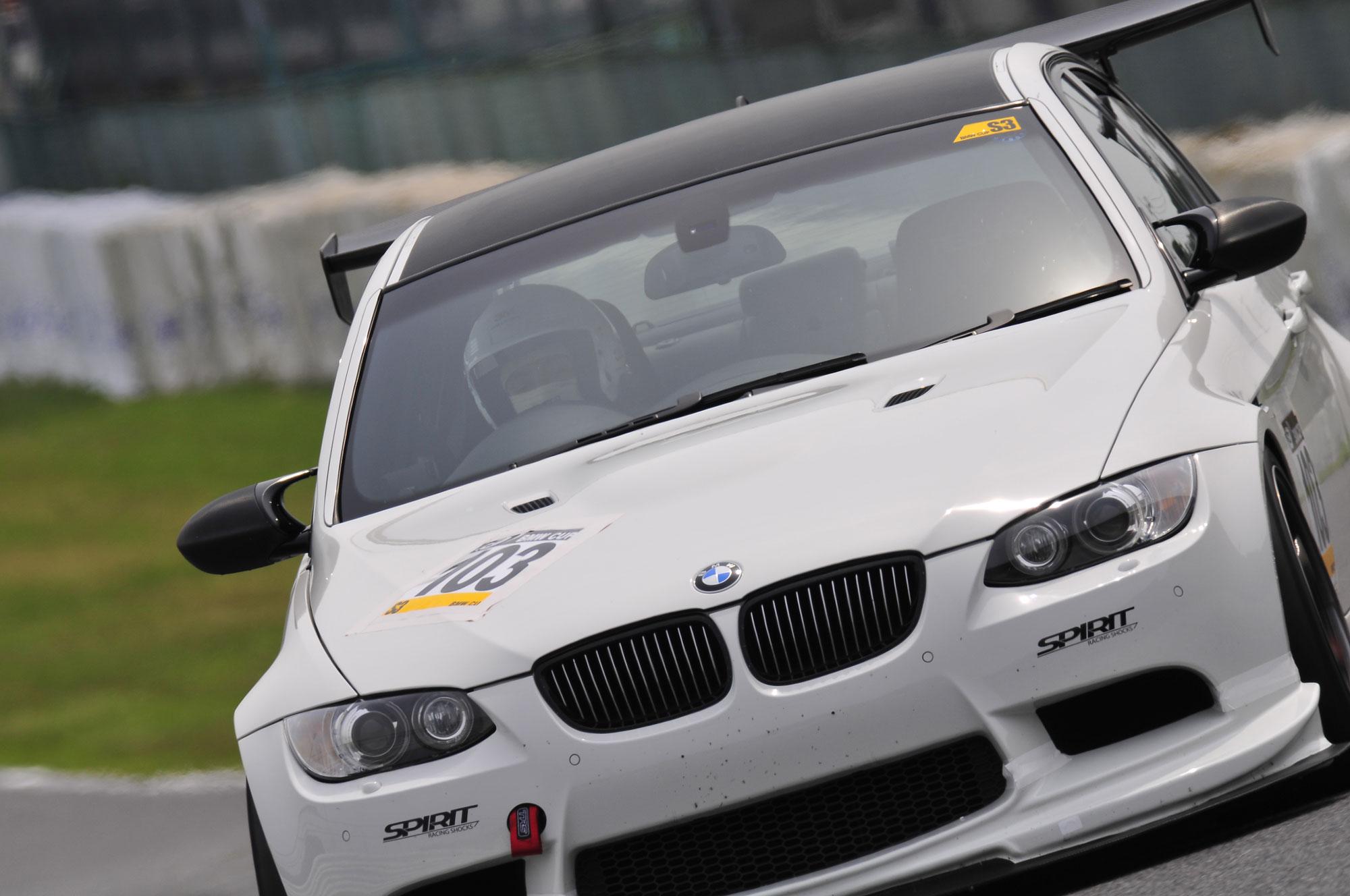 BMW CUPに行こう!