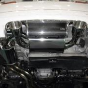 ARQRAY Exhaust System