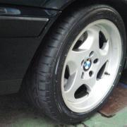 タイヤ交換ありがとうございました。 (BMW、HONDA)