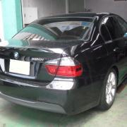 BMW ブレーキパット交換
