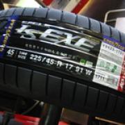 BENZ タイヤ交換
