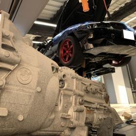 BMW Z4M OS ストリートマスター ツインクラッチ