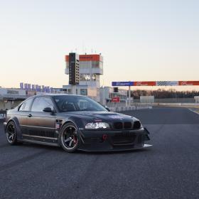 BMW E46M3 WIDE CSL
