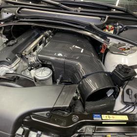 BMW E46M3 カーボンサージタンク セッティング終了