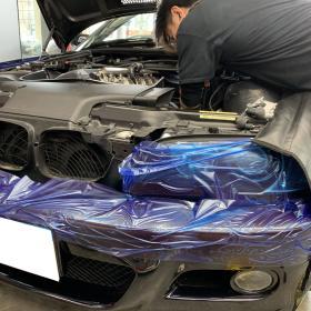 BMW E46M3 SMGトラブルシュート