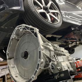BMW E90M3 DCTミッショントラブルシュート