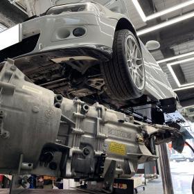 BMW E46M3 SMG 不動からバージョンアップ