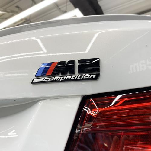 BMW F87 M2 コンペティション ブレーキアップグレード