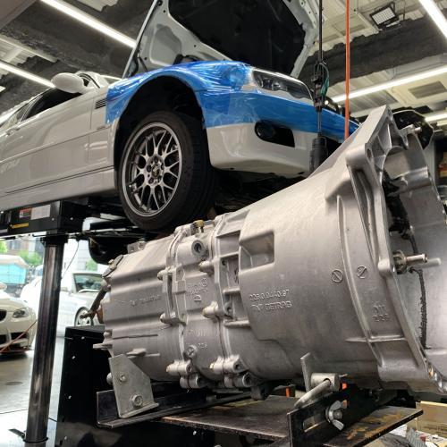 BMW E46M3 車検&メンテナンス