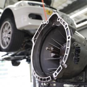 BMW E46M3 SMGトランスミッション修理