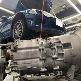 BMW E46M3 SMG→6速MT化