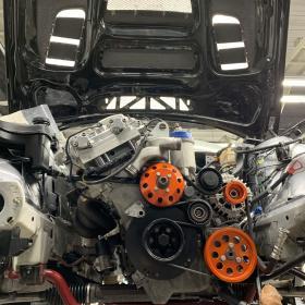 BMW E46M3 WIDE CSL復活に向けて