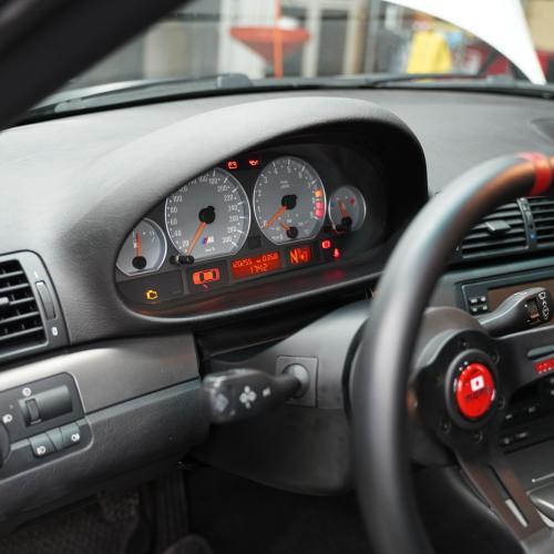 BMW E46M3 SMGから6速MT化