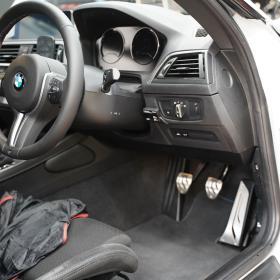 BMW M2コンペティション ベストポジションに変更などなど
