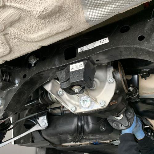 BMW F20 M140 LSD&マフラー