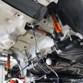 BMW E92M3 フルピロ3