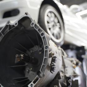 BMW E46M3 SMG 軽量フライホイール、VANOSオーバーホール