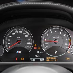 BMW F82M4 パルスセンサーなど