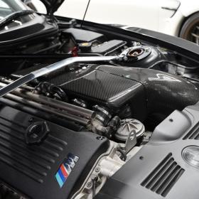 BMW E86 Z4Mクーペ カーボンサージ&チタンマフラー