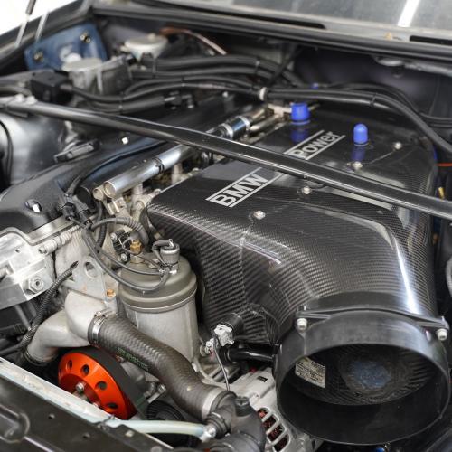 BMW E46M3 WIDE CSL復活に向けて その4