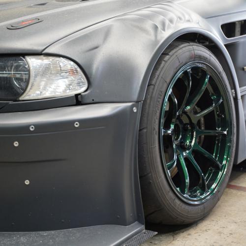 BMW E46M3 WIDE CSL復活に向けて その5