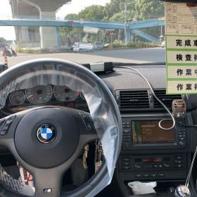 BMW E46M3 SMGオーバーヒート対策