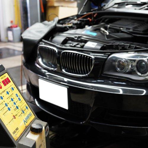 BMW 135i カーボンクリーンなど