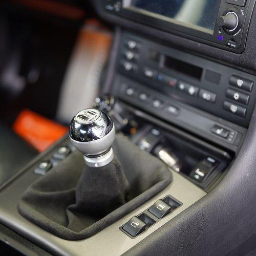 BMW E46M3 SMGからマニュアル化