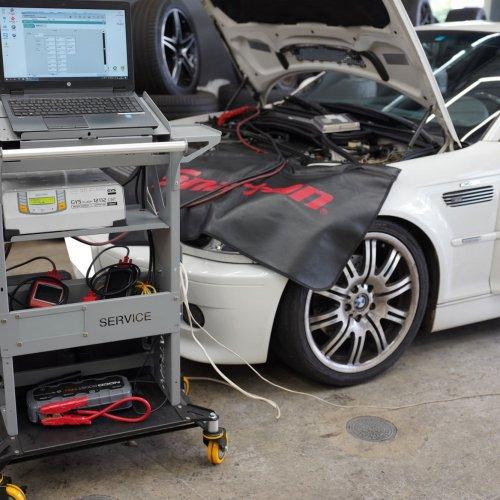 BMW Mシリーズ メンテナンス