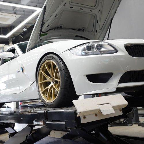 BMW Z4M BBS RI-Aなど
