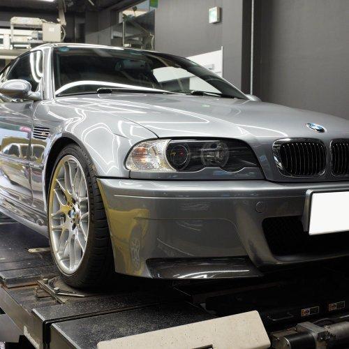 BMW E46M3 CSL Aragosta TYPE-E コンペティション
