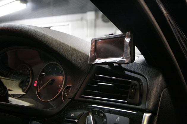 レーダー&ドライブレコーダー装着 ブログ サンビーム