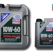 LIQUI MOLY SYNTHOIL RACE TECH GT1 10W60